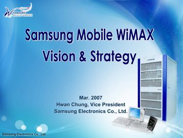 Chung IEEE Mobile WIMAX 2007 - Wireless Broadband ...