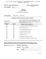 April 2012 — Lyman Lumber Company - Official Committee of ...