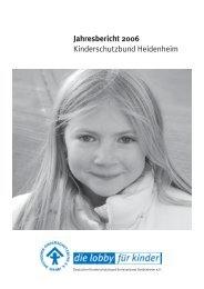 Schwerpunktthemen - Deutscher Kinderschutzbund Kreisverband ...