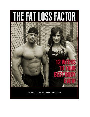 Fat-Loss-Factor-Book