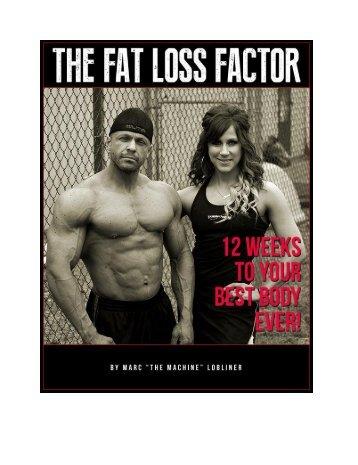 Fat-Loss-Factor-Book