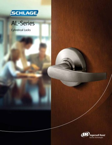 AL-Series Catalog - Security Technologies