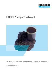 Layout normal - Huber Technology