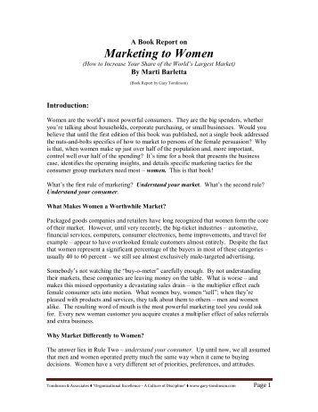 International Marketing&nbspBook Report