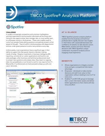 tibco spotfire 6.5 user manual