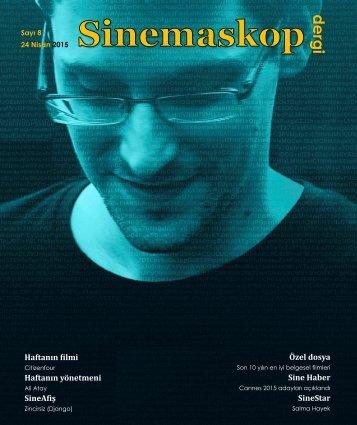 Sinemaskop dergi sayı 8