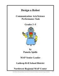 Design a Robot - Discovery Center of Springfield