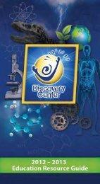 Program Guide - Discovery Center