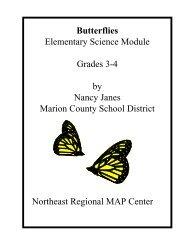 Butterflies Elementary Science Module Grades 3 ... - Discovery Center