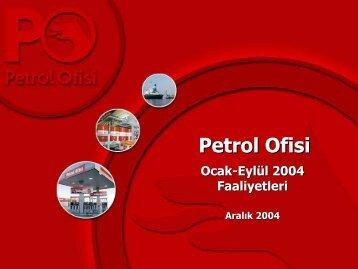 09/2004 - Petrol Ofisi