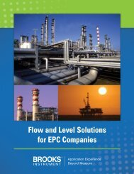 Flow and Level Solutions for EPC Companies - Trillium ...