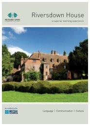 Riversdown House - Richard Lewis Communications