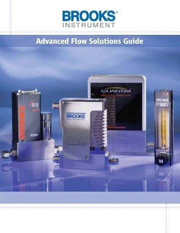 Advanced Flow Solutions Guide - Trillium Measurement & Control