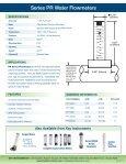 Series PR Water Flowmeters - Page 2