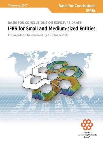 IFRS for Small and Medium-sized Entities - New Zealand Institute of ...