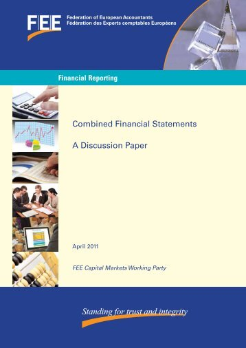 Combined Financial Statements - BDO International