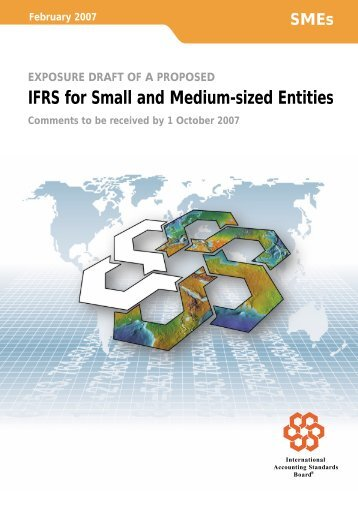 IFRS for Small and Medium-sized Entities