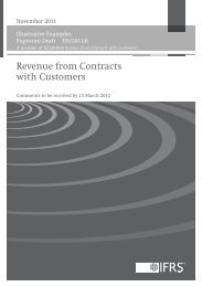 Re-ED Revenue from Contracts with Customers_Illustrative ... - IFRS