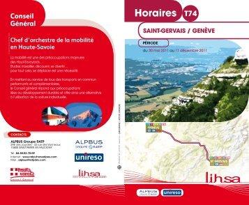 T74 - Conseil Général de Haute-Savoie