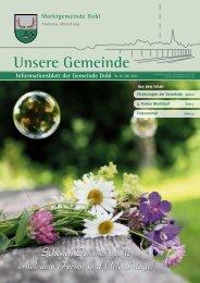 Ausgabe Juli 2012 - Marktgemeinde Dobl