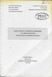 Télécharger le document - Mémoire Alpine