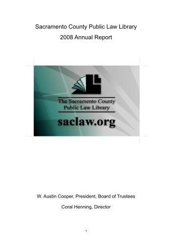 public law report