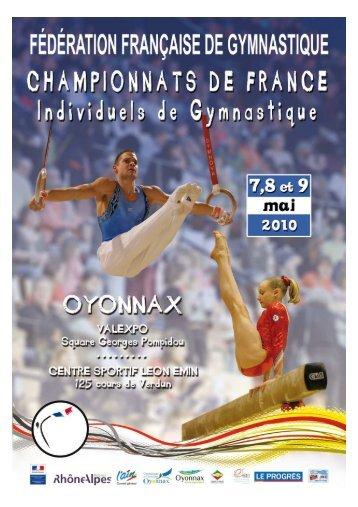 dossier club - ALCEA Gymnastique Antony