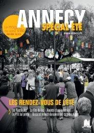 Magazine hors série-été 2012 - Annecy