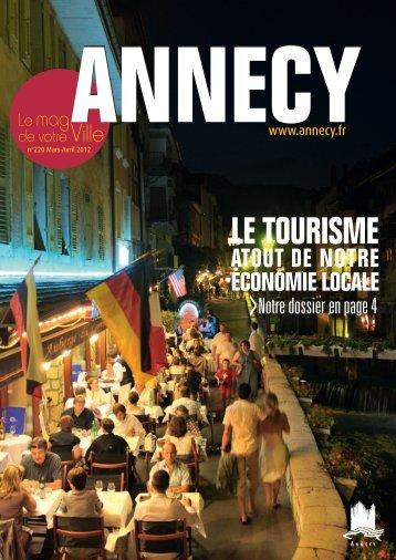 Magazine Annecy 220-mars avril 2012