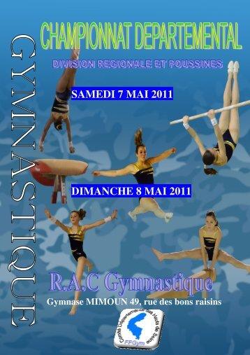organigramme - ALCEA Gymnastique Antony