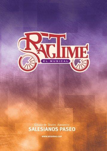 Dossier Musical Ragtime - Salesianos en España