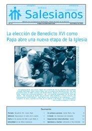 La elección de Benedicto XVI como Papa abre una nueva etapa de ...