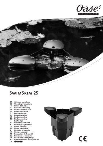 SwimSkim 25 - Oase