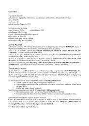 Florinda Schembri - Phd.dees.unict.it - Università degli Studi di ...