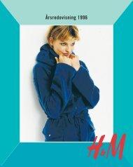 Årsredovisning 1996 på svenska (2.95 Mb) - About H&M