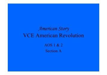 AMERICA by V.Toohey - HTAV