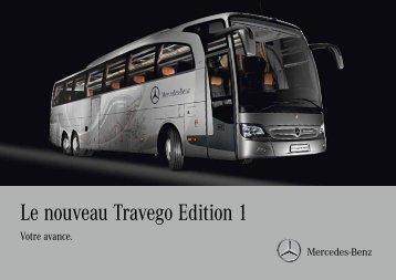 Le nouveau Travego Edition 1
