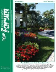 Woodfield Country Club - Boca Raton, FL - PGMS