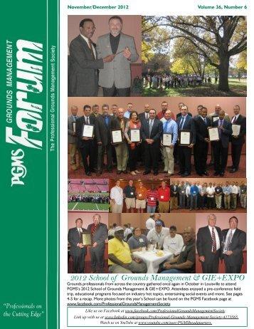 Newsletter - PGMS