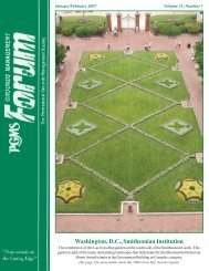Washington, D.C., Smithsonian Institution - PGMS