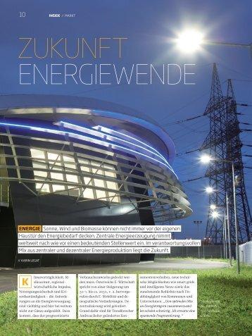 Zukunft EnErgiEwEndE - prb.at