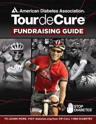 fundraising guide - Tour de Cure - American Diabetes Association