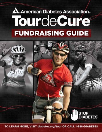 fundraising guide - Tour de Cure - American Diabetes Association