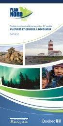 Synthèse de la Stratégie touristique québécoise ... - Tourisme Québec