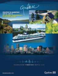 Format Pdf, 2,12 Mo - Tourisme Québec - Gouvernement du Québec
