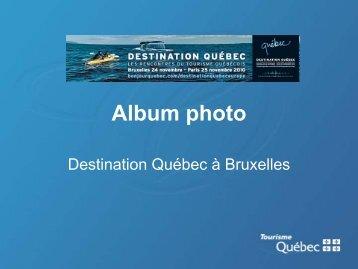 Album photo - Tourisme Québec