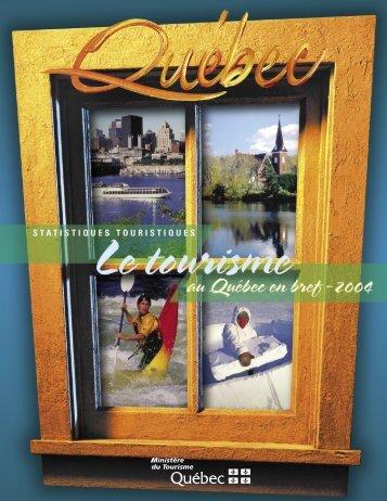 Format pdf, 873.8 Ko - Tourisme Québec