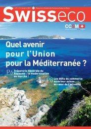 four la Méditerranée ? - Chambre de commerce Suisse au Maroc