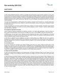 Plan de marketing 2009-2010 - Tourisme Québec - Gouvernement ... - Page 5