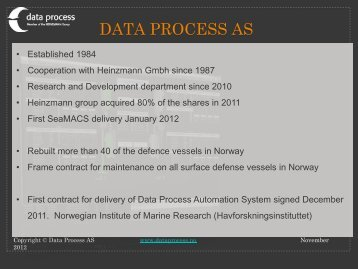 DATA PROCESS AS